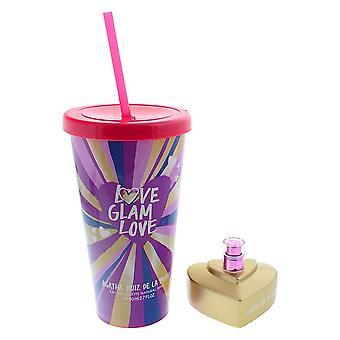 Agatha Ruiz de la Prada Love Glam Love Collector Edition Eau de Toilette 80ml