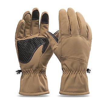 Warm Anti-slip Fishing Gloves