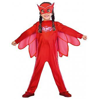 Pj Kostuum Maskers Owlette Bt254022