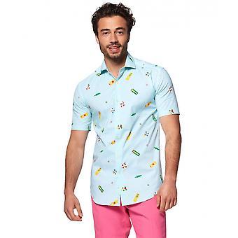 Pool Life Shirt Homme Polyester Light Bt412381