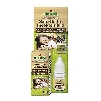 FLORISSA Emergency Insect Fluid, 5 ml