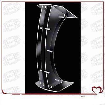 Christan Clear Church  Prodium Acrylic Church Pulpit Plexiglass Church Desk