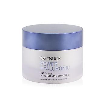 Power hyaluronic intensive moisturising emulsion (0.25% hyaluronic acid) (for normal to combination skin) 259690 50ml/1.7oz