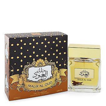 Malik Al Oud Eau De Parfum Spray (Unisex) By Rihanah 3.4 oz Eau De Parfum Spray