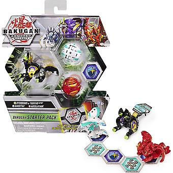 Bakugan Armored Alliance Starter Pack Fused Hydorous x Thryno