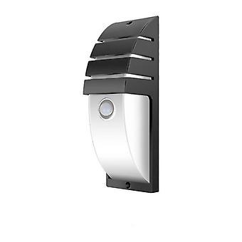 Sensore di movimento radar per lampade da parete impermeabile all'aperto per gentile concessione della luce del giardino