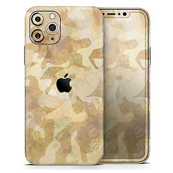 Desert Camuflagem V1 - Kit de pele compatível com o Apple Iphone 12