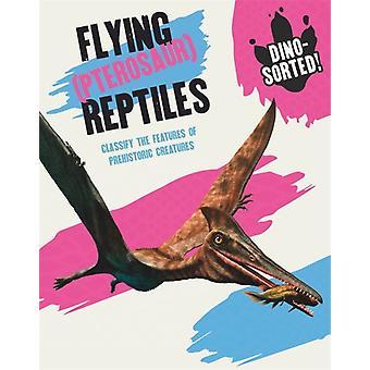 Dinosorted Flying Pterosaur Matelijat-ohjelmistolta Sonya Newland