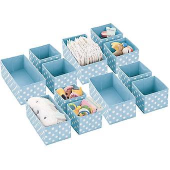 FengChun 12-teilige Aufbewahrungsboxen fr Kinderzimmer, Bad usw.  offene und dekorative Kinderzimmer