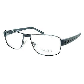 OGA موريل النظارات الإطار 7918O BB022 خلات معدنية فرنسا المظلمة 55-16-135، 37