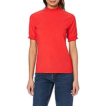 Garcia L90033 T-Shirt, Red (Poppy Red 721), X-Small Woman