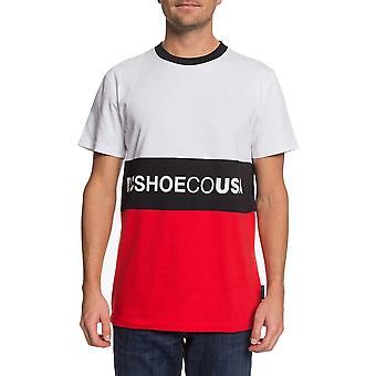 DC Glenferrie kortærmet T-shirt i snehvid