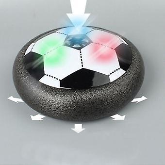 Kids levitating hover gliding soccer foam ball  with led light