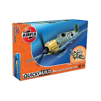 Messerschmitt Bf109 Quickbuild Air Fix -mallisarja