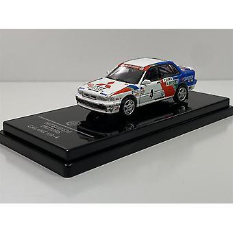 Mitsubishi Galant VR4 Monte Carlo 1991 #4 1:64 Scale Paragon 65102