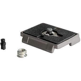Wokex 200PL, Schnellwechselplatte mit 1/4 Zoll Schraube, kompatibel mit DSLR, kompakte Systemkamera,