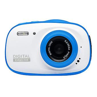 Video recorder camcorder birthday portable 2 inch hd screen kids gifts timed shooting waterproof 6x zoom digital camera mini toy