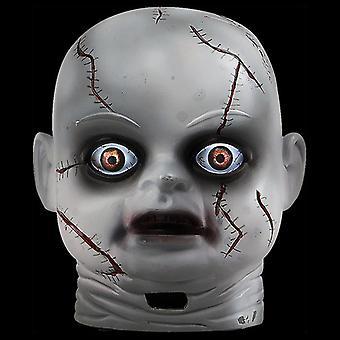 Lamp Halloween Zombie White