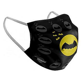 Hygienic Reusable Fabric Mask Children's Bat