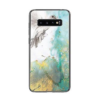 Marble Style TPU Case for Huawei Mate 20 - Pigeon