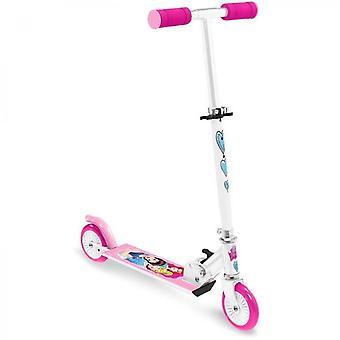Disney Princesses Scooter Pliable