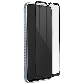Pack Protection Wiko Power U30 Soft Case and Tempered Glass Film Original