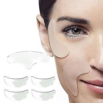 Cura della pelle delle donne - Anti Wrinkle Eye Lines Remover Patch In Sleeping