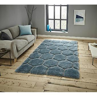 Noble House 30782 Blue  Rectangle Rugs Funky Rugs