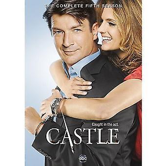 Castle - linna: Kausi 5 [DVD] Yhdysvallat tuoda