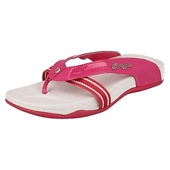 Ladies Pineapple Toe Post Summer Sandals Mauritius