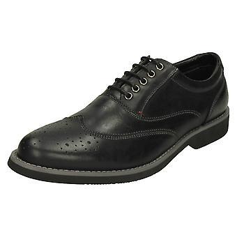 Mens Thomas Blunt Formal Brogue Shoes A2140
