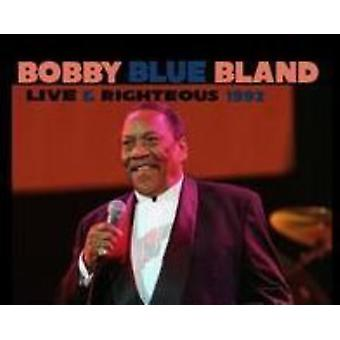 Bobby Bland - Live & Righteous 1992 [CD] USA import