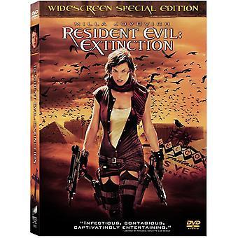Resident Evil-extinção [DVD] EUA importar