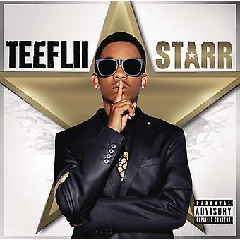 Teeflii - Starr [CD] USA import