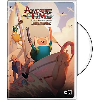 Adventure Time: Islands Miniseries [DVD] USA import