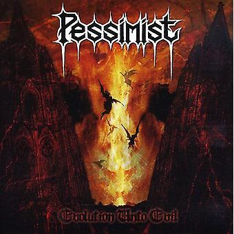 Pessimist - Evolution Unto Evil [CD] USA import