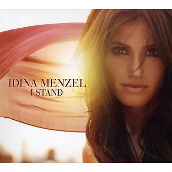 Idina Menzel - I Stand [CD] USA import