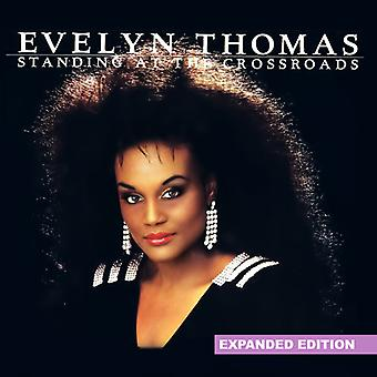 Evelyn Thomas - Standing at the Crossroads [CD] USA import