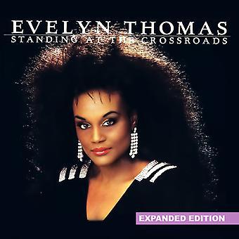 Evelyn Thomas - en la importación de la USA cruce [CD]