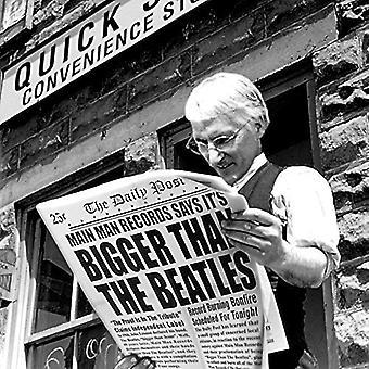 Various Artist - Bigger Than the Beatles: Main Man Records [CD] USA import
