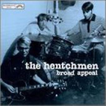 Hentchmen - Broad Appeal [CD] USA import