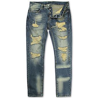 Dope Couture Culver Denim Jeans Blue