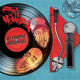 DJ Format & abdominale - steeds honger [CD] USA import