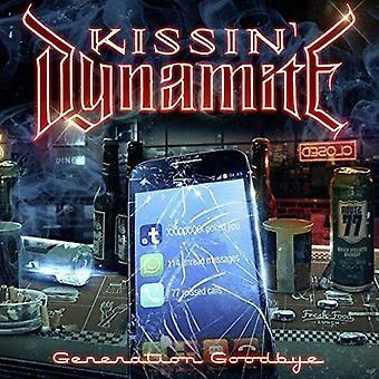 Kissin' Dynamite - sukupolven hyvästit [CD] USA tuonti