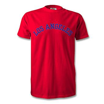 Los Angeles College Style Kids T-Shirt