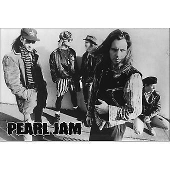 Pearl Jam улица Плакат Плакат Печать
