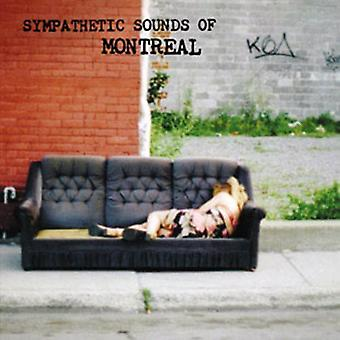 Sympathetic Sounds of Montreal - Sympathetic Sounds of Montreal [CD] USA import