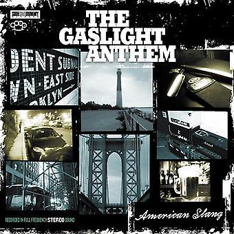 Gaslight Anthem - American Slang [Vinyl] USA import
