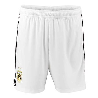 2018-2019 Argentina away Adidas fotbal Shorts (alb)