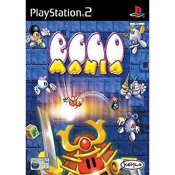 Eggo Mania (PS2) - Neue Fabrik versiegelt